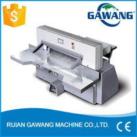Paper Cutting Machine with Program Control System