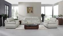 Hot sale modern living room leather sofa set ,genuine leather/PVC sofa
