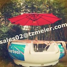 BBQ leisure pontoon boat