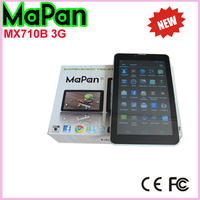 """android gsm tablet phone 7 inch rugged tablet/ 7"""" 1024*600 3g mobile phone tablet pc"""