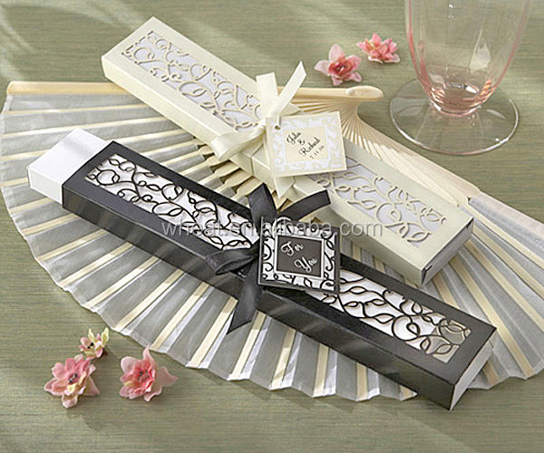 Beautiful Gift Wedding Fan Personalized Fan Wedding Decoration High Quality Sandalwood Fan
