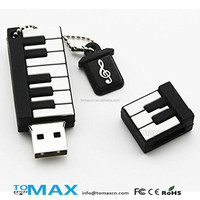 Rubber electronic organ usb stick china wholesale for reseller ebay amazon