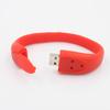 wholesale price silicone bracelet usb flash drive