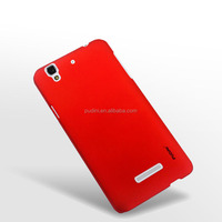 2015 PUDINI Rubber series hot selling pc hard back cover for CHINA MOBILE M812