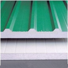 2015 new type prefab house sandwich panel eps cement sandwich panel eps concrete sandwich panel
