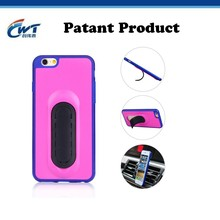 CWT cell phone accessory wholesale los angele phone case with kickstand wholesale from mould factory for iphone 6