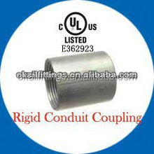 UL standard galvanized rigid coupling