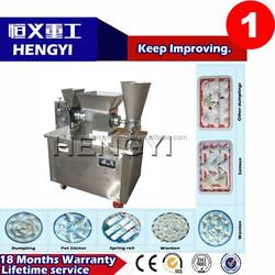 Factory price samosa machine for sale/Multifunctional frozen ravioli/304 stainless steel spring roll making machine