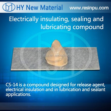 Electrically insulating, sealing and lubricating compound