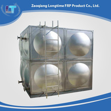 304# stainless drinking water tank, fire-fighting system large water tank sale