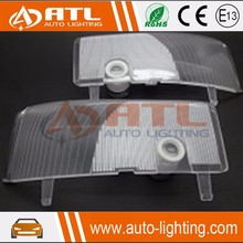 One year warranty dimension same as original car led door light for car