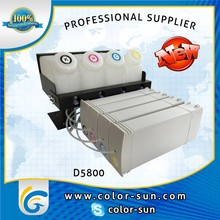New comes Bulk ink CISS for hp D5800