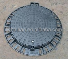 water meter manhole cover ductile iron manhole cover for sale