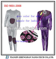 Magnetic thermal underwear suit ZJ-A002UTS