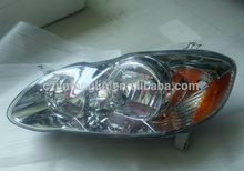 auto accessories & car body parts & car spare parts auto LAMP headlight FOR TOYOTA COROLLA 2003 2004 2005 2006 headlamp