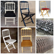 Used folding chairs wholesale wooden napoleon chair