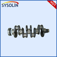 popular auto spare parts 5264230 5264231 ISF2.8 Engine Crankshaft in Russian market