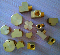 brass Barstock pipe fittings