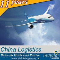 International air parcel from China to Verkhnyaya Salda, Russia------dolphin