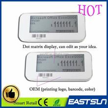 Electronic Shelf-edge Labelling Digital Shelf Edge Pricing