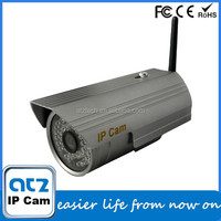 Plug&Play PnP ip camera,metal cover box shape network camera,IR-CUT real color CMOS security camera for home outdoor use
