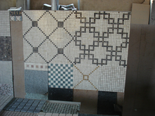 mosaic tile pictures pattern