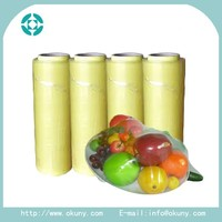 Food wrap pvc cling film for cooking