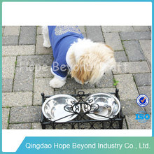 Pet bowls stainless steel dog water bowls personalized dog bowl