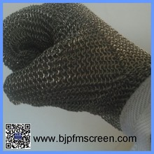Safety Cut Proof Stainless Steel Metal Mesh Butcher Glove