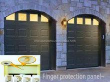 """natural wood cabinet veneer skin with """"Wicket Door"""" --- Door in Door"""