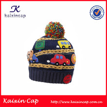 Wholesale Good Quality Kaixin Wholesale Children Winter Hat Handmade