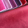Haining WarpKnitted Micro velvet/velour for upholstery and suits