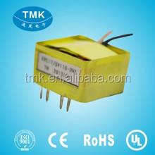 Small Single Phase PCB Mounting aluminum strip transformer winding 1050