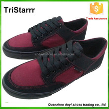 2015 china manufacture latest design cheap price fashion casual canvas brand man wholesale sneakers