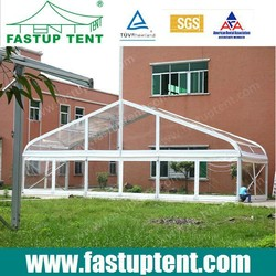High Quality Fastup Tent Curve Tent for Wedding Parties