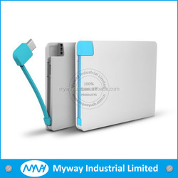 10mm ultra slim credit card power bank,Goodquality slim Power Bank,card size slim power bank with custom logo