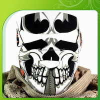 Mask Type Neoprene Motorcycle And Cycling Masks