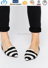 good manufacturer white and black women dress shoes