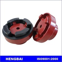 NM flexible rubber coupling