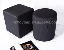 Wholesale home furniture home round footstool