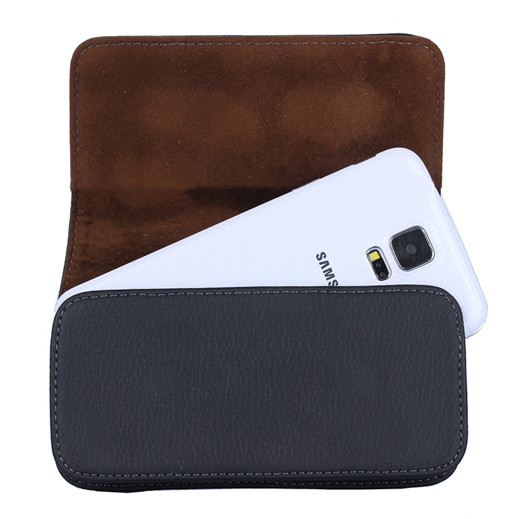 BRG Classic Design Soft Case For Samsung S5, Waist Leather Case ...