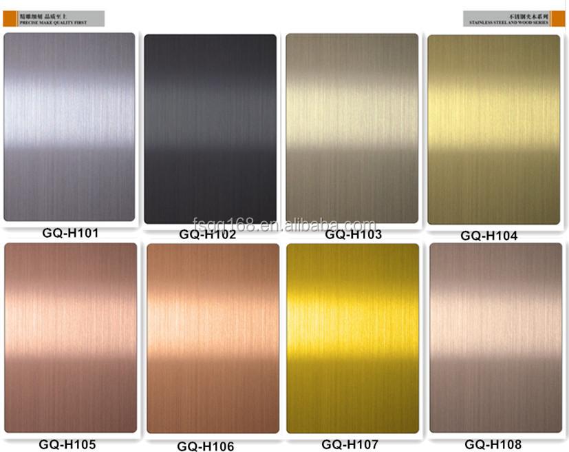 Hoja de acero inoxidable precio l minas de acero - Precio acero inoxidable ...