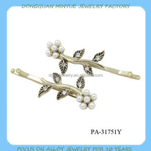decorative hair clips for young girl fashion trendy hair pin