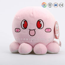 ICTI China plush toys factory Good price stuffed octopus toy sea soft toy