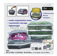 New 5pcs Travel cover sets laundry bag Travel portable storage bag sets