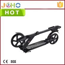 big wheel folding kick ski scooter