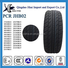 185 / 65R14China New Car Tires Hot Sale Cheap Price and Good quality radial car tyres