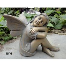Europ market hot sale fairy garden ornaments
