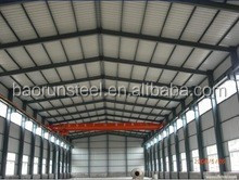 Low cost prefab mobile steel warehouse/workshop for sale