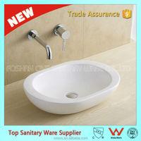 china manufacturer bathroom table top washing sink basin